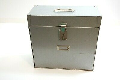 Vintage Mystrong Metal File Storage Cabinet With Unique Features New Process Co
