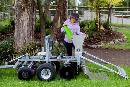 ATV  Seeder | No-Till Seeder | Pasture Seeder | Seeder