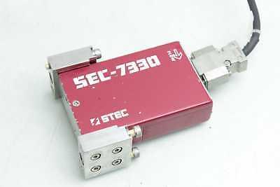 Stec Sef-7330 Mass Flow Controller 500sccm Flow Rate For N2 Nitrogen