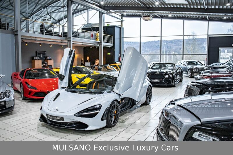 McLaren 720S Spider Performance CarbonPack MY20 LP367T
