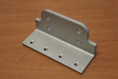 8020 Inc Aluminum Custom L Bracket 1.95 X 1.56 X .18 Thick X 4 Long C3-07