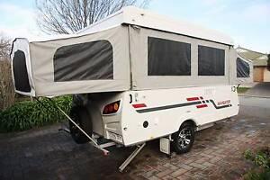 2015 Coromal Navigator, Camper, Poptop, Off Road, Family Caravan Onkaparinga Hills Morphett Vale Area Preview