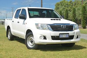 2013 Toyota Hilux Ute Glengowrie Marion Area Preview