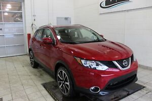 2018 Nissan Qashqai SL *NAVIGATION, HEATED LEATHER, MOONROOF, RE