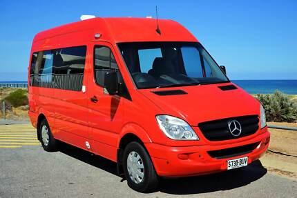 Mercedes Sprinter RV Motorhome Campervan