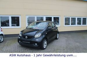 SMART ForFour turbo Passion*Allwetter*P-Dach*Twinamic*