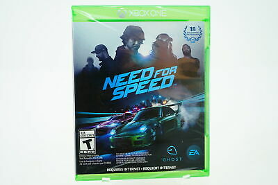 Need for Speed: Xbox One [Brand New]