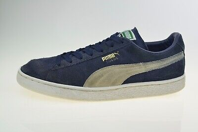 Puma Suede Classic Navy 356568 Men's Trainers Size Uk 9