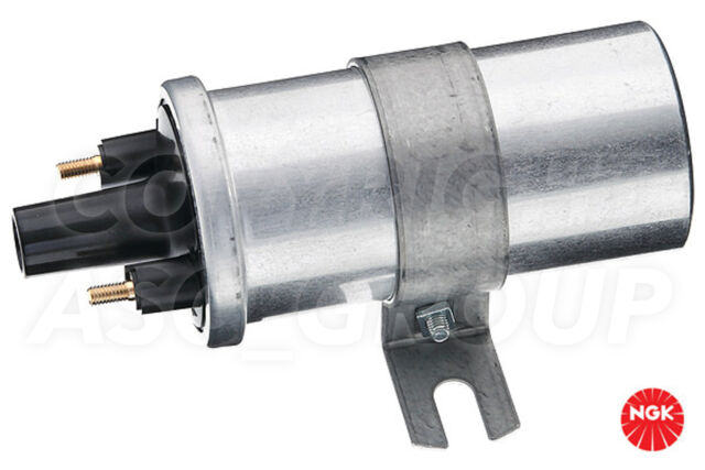 New NGK Ignition Coil For LAND ROVER Discovery MK 1 3.5 Carburettor  1989-90