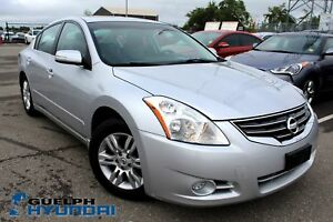 2012 Nissan Altima LEATHER,SUNROOF,BACKUP CAM &MORE!