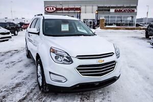 2017 Chevrolet Equinox LT LOW KMS - ONE TAX - HTD  SEATS