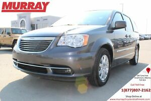 2015 Chrysler Town & Country TOURING *POWER SLIDING DOORS! BACKU