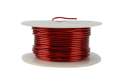 Temco Magnet Wire 16 Awg Gauge Enameled Copper 8oz 155c 62ft Coil Winding
