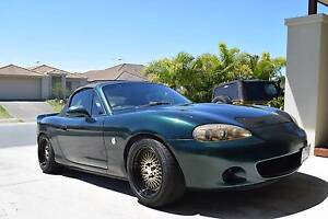 2000 Mazda MX-5 Convertible Burpengary Caboolture Area Preview