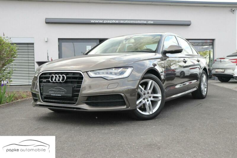 Audi A6 3.0 TDI quattro S-line *Head-up*LED*SHD*