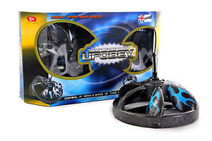 UFObey ® UFO infrared Altitude Sensing Hovering Flying Saucer Control with Hand