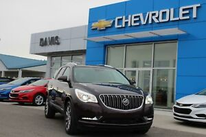 2017 Buick Enclave Premium HEATED SEATS, SUNROOF, BOSE SOUND