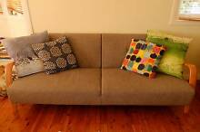 Beech Sofa 3 Seat - Scandinavian Style Mitchelton Brisbane North West Preview