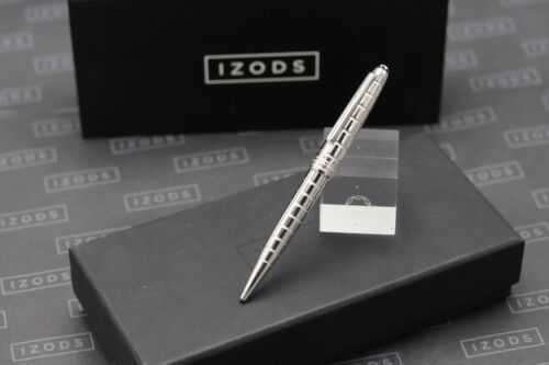 Montblanc Meisterstuck 164 Classique Platinum-Plated Facet Ballpoint Pen