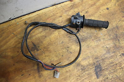 1978 YAMAHA XS500 RIGHT CLIP ON HANDLE KILL OFF START SWITCH SWITCHES THROTTLE