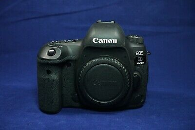 Canon EOS 5D Mark IV *PRISTINE* LOOKS BRAND NEW!