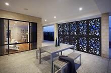 Indoor Outdoor decorative garden privacy wallart decor screens Melton South Melton Area Preview