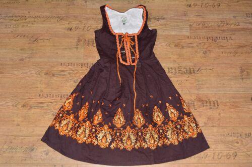 Dirndl dress Bavarian dress Oktoberfest dress  German dress  Cottagecore Size S