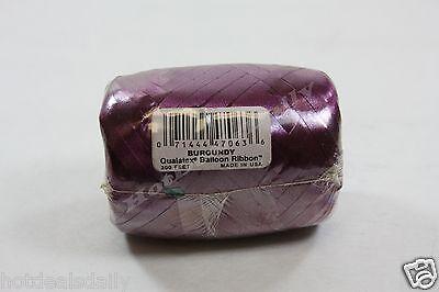 Purple Curling Ribbon (2 ROLLS 300' LONG 1/4