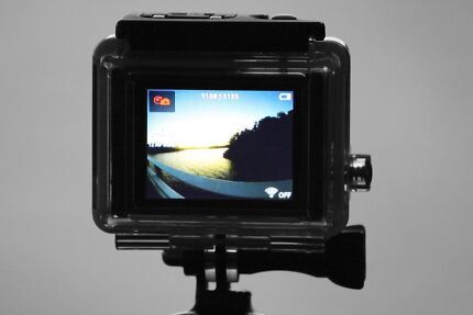 Go Pro Hero 3+ black with touchscreen NEG or Swap for iwatch