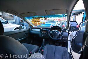 2008 Nissan Tiida Sedan Drive Away ! 2 year warranty + RWC