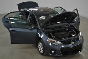 2016 Toyota Corolla S Bluetooth*Camera Recul*Sieges Chauffants*