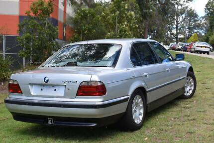 1998 E38 BMW 735iL Winmalee Blue Mountains Preview