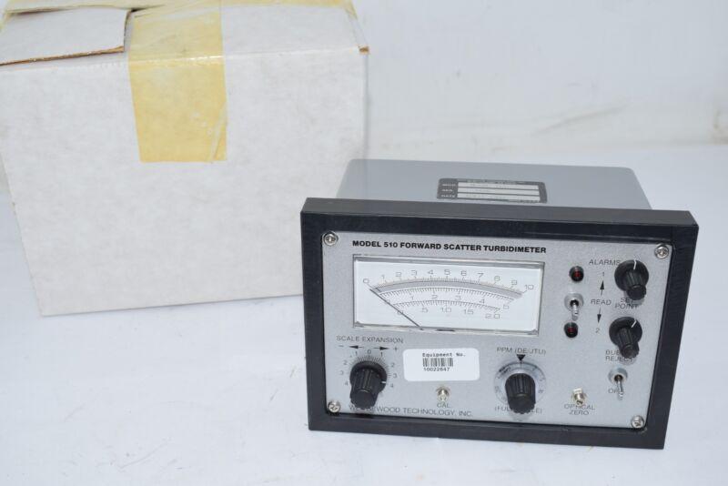 NEW Wedgewood Technology 510 Forward Scatter Turbidimeter