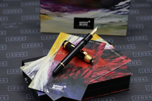 Montblanc Voltaire Writers Limited Edition Fountain Pen