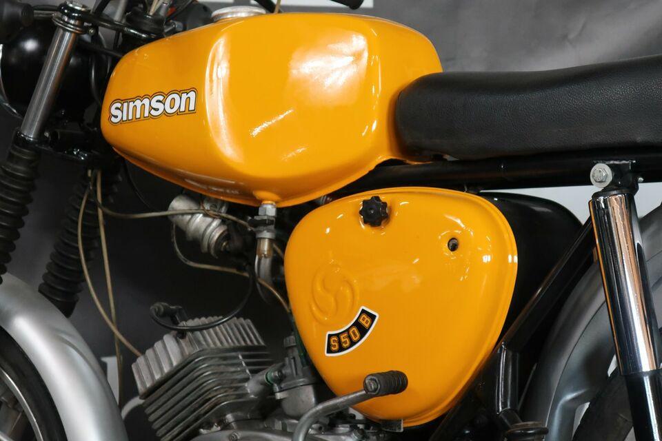 Simson S50 B ab 40€/Monat Rate ohne Lohnzettel 319 in Mansfeld