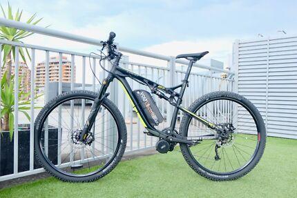 VOLT ELECTRIC BIKE BICYCLE - MID DRIVE EBIKE
