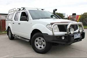 From $75 Per week on Finance* Nissan Navara RX 2006 Diesel Ute Campbellfield Hume Area Preview