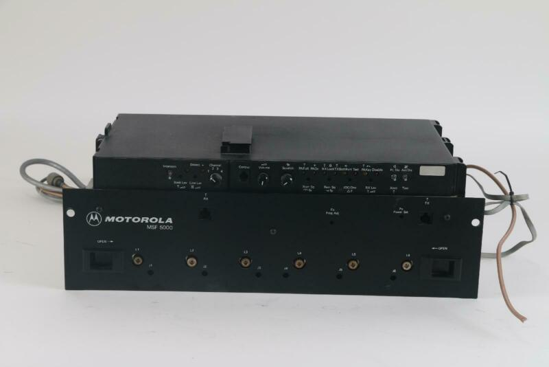 Motorola MSF 5000 Repeater Station Control Unit