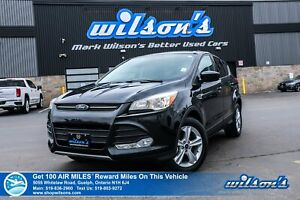 2015 Ford Escape SE 4WD - Heated Seats, Bluetooth, Rear Camera,