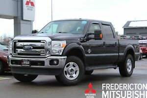 2015 Ford F-250 XLT CREW | DIESEL | WARRANTY TO 160K