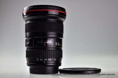 * Read *  Canon EF 16-35mm f/2.8L II USM Excellent-