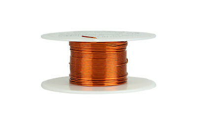 Temco Magnet Wire 22 Awg Gauge Enameled Copper 200c 2oz 62ft Coil Winding
