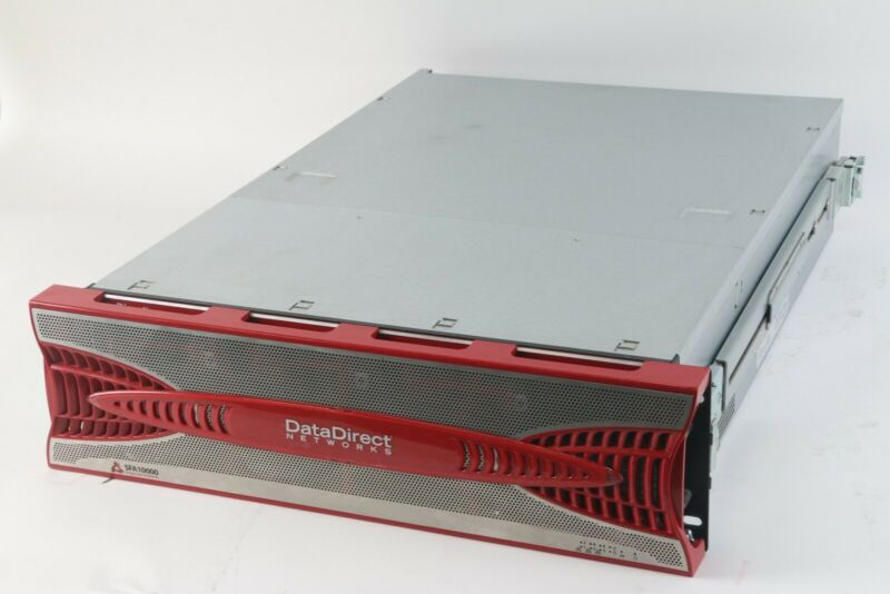 DataDirect Networks SFA10000 Hard Drive Array W/ 3x 1TB Hitachi Drives