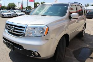 2013 Honda Pilot EX-L Bluetooth, Heated Leather Seats, Sunroo...