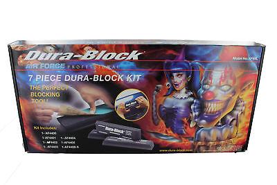 Owner DuraBlock AF44L 7-Piece Dura Block Sanding Kit: AF4400 thru AF4405, AF4408-S