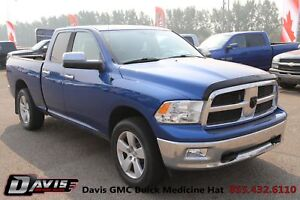 2011 Dodge Ram 1500 SLT Tonneau cover! Local trade!