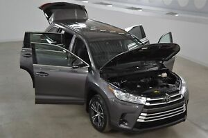 2018 Toyota Highlander LE V6 AWD 8 Passagers*