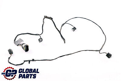 *BMW 5 Series E60 E61 LCI Front Bumper PDC Loom Cables Wiring Set 6928362