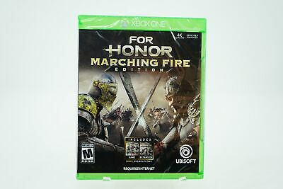 For Honor Marching Fire Edition: Xbox One [Brand New]