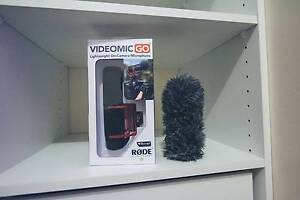 Rode VideoMic Go w/ DeadCat cover Adelaide CBD Adelaide City Preview